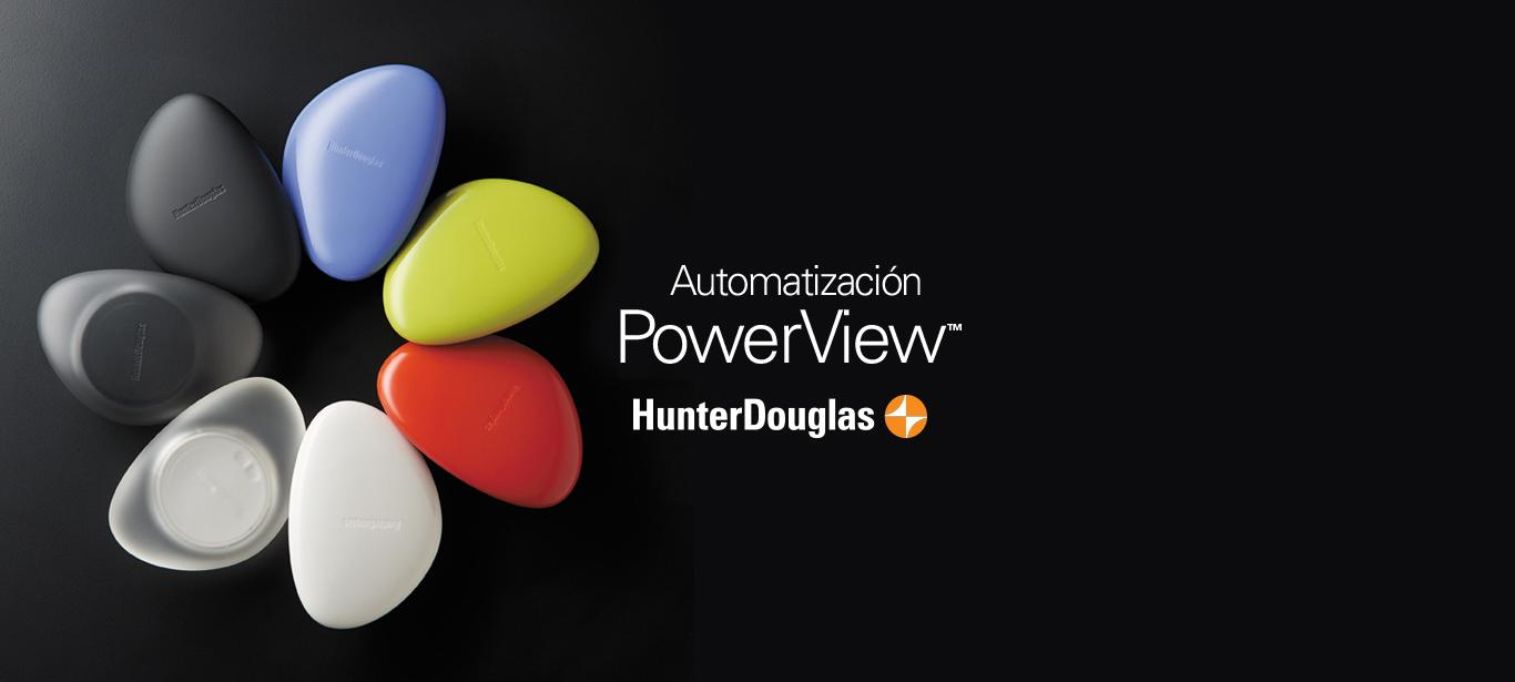 Automatización PowerView
